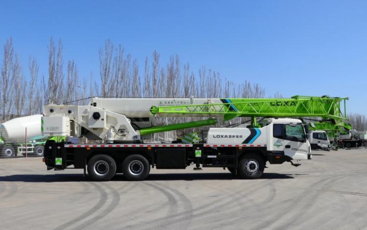 XCMG  LOXA FTC25Q5-1, 25 тонн. 2021 года за 58 000 000 тг. в Алматы