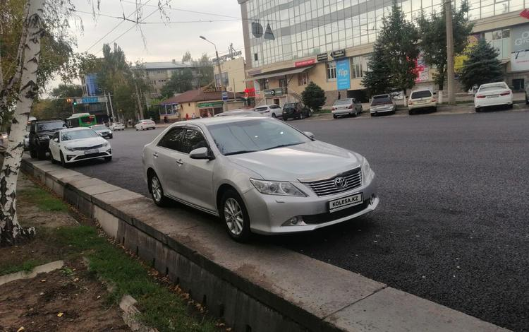 Toyota Camry 2013 года за 9 200 000 тг. в Алматы