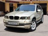BMW X5 2002 года за 4 200 000 тг. в Алматы