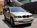 BMW X5 2002 года за 4 200 000 тг. в Алматы – фото 2