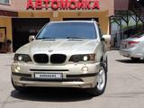 BMW X5 2002 года за 4 200 000 тг. в Алматы – фото 5