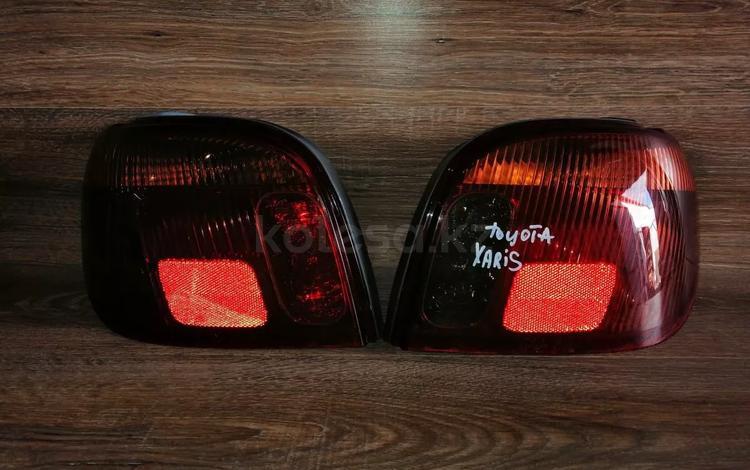 Задние фонари Toyota yaris оригинал из Германия за 25 000 тг. в Караганда