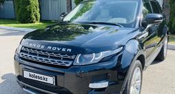 Land Rover Range Rover Evoque 2011 года за 7 900 000 тг. в Алматы