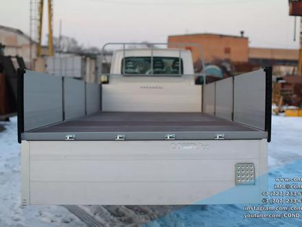 Iveco  Бортовая платформа Daily 70c15 Борт 2019 года в Алматы – фото 26