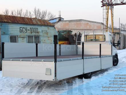 Iveco  Бортовая платформа Daily 70c15 Борт 2019 года в Алматы – фото 30