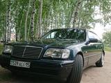 Mercedes-Benz S 500 1997 года за 3 000 000 тг. в Петропавловск