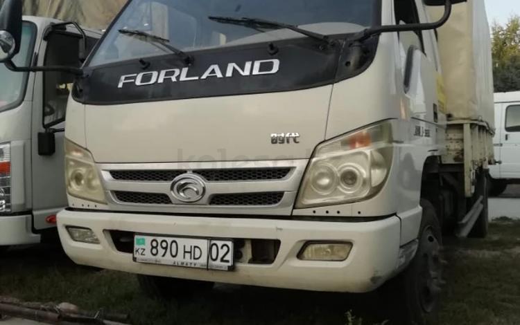 Foton  Forland 2014 года за 3 800 000 тг. в Алматы