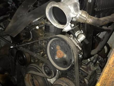 Мерседес е210 двигатель 611 2.2Cdi с Европы за 1 111 тг. в Караганда – фото 4