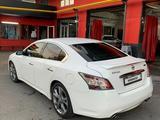 Nissan Maxima 2012 года за 7 450 000 тг. в Алматы – фото 4