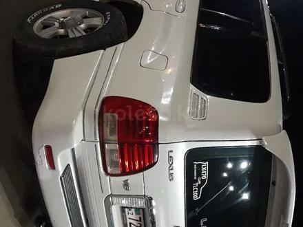 Lexus LX 470 1998 года за 4 500 000 тг. в Алматы – фото 2
