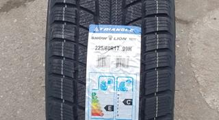 Triangle 225/60r17 PL01 Hyunday Tucson за 21 000 тг. в Алматы