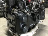 Двигатель Subaru EJ20X турбо Dual AVCS за 450 000 тг. в Уральск – фото 2