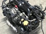 Двигатель Subaru EJ20X турбо Dual AVCS за 450 000 тг. в Уральск – фото 3