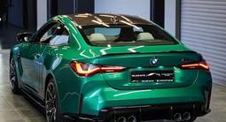 BMW M4 2021 года за 54 500 000 тг. в Алматы – фото 2