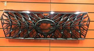 Решетка радиатора в стиле TRD на Тойота Прадо 2018 за 45 000 тг. в Атырау