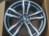 Новые диски BMW X5 21 5 120 за 560 000 тг. в Актобе