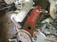 Двигатель 2.2 на ауди за 100 тг. в Алматы