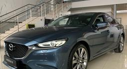 Mazda 6 2021 года за 13 590 000 тг. в Актобе – фото 5