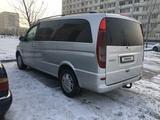 Mercedes-Benz Viano 2006 года за 3 900 000 тг. в Алматы – фото 4
