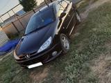 Peugeot 206 2007 года за 2 100 000 тг. в Аксай
