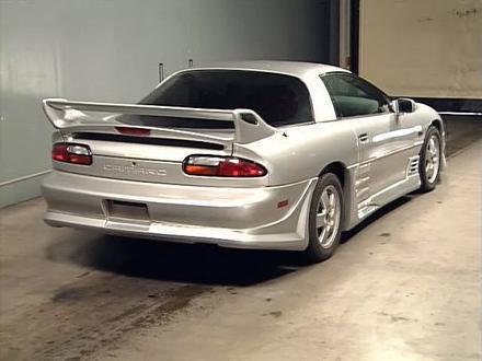 Chevrolet Camaro 1997 года за 4 380 000 тг. в Павлодар – фото 12