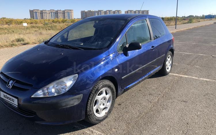 Peugeot 307 2002 года за 1 300 000 тг. в Нур-Султан (Астана)