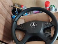 Руль w204 Mercedes за 80 000 тг. в Алматы
