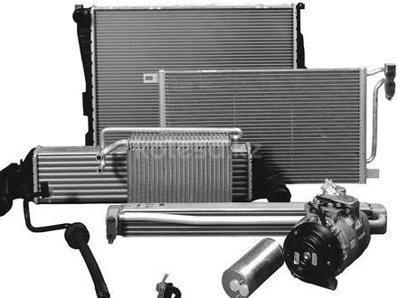 Радиатор охлаждения Nissan Navara d40 за 27 000 тг. в Алматы