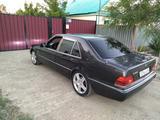 Mercedes-Benz S 320 1995 года за 2 400 000 тг. в Актобе – фото 3