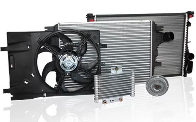 Радиатор охлаждения Toyota Venza 2gr-FE за 25 000 тг. в Алматы