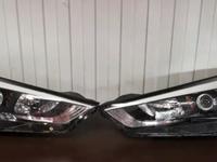 Комплект фар Hyundai Tucson 3 LED за 375 000 тг. в Нур-Султан (Астана)