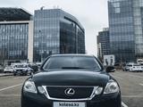 Lexus GS 300 2009 года за 6 850 000 тг. в Алматы
