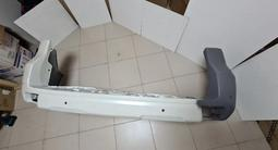 Задний Бампер от прадо 150. ОРИГИНАЛ за 40 000 тг. в Актобе – фото 5