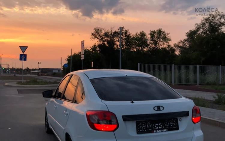 ВАЗ (Lada) Granta 2191 (лифтбек) 2017 года за 3 900 000 тг. в Нур-Султан (Астана)