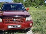 Toyota Highlander 2001 года за 6 000 000 тг. в Талдыкорган