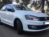 Volkswagen Polo 2020 года за 6 650 000 тг. в Алматы – фото 3