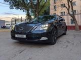 Lexus LS 600h 2008 года за 5 555 555 тг. в Алматы – фото 2