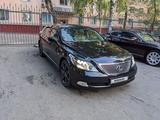 Lexus LS 600h 2008 года за 5 555 555 тг. в Алматы – фото 3