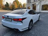 Lexus LS 350 2018 года за 39 000 000 тг. в Алматы – фото 5