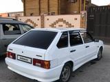 ВАЗ (Lada) 2114 (хэтчбек) 2013 года за 1 550 000 тг. в Тараз – фото 4