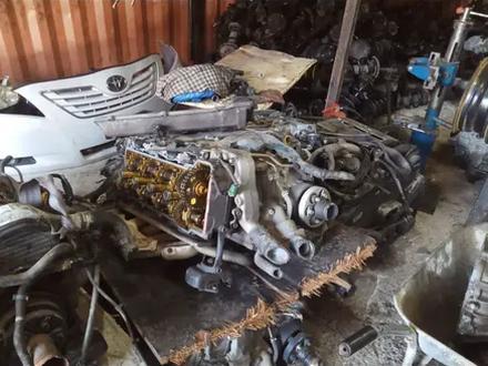 Двигатель акпп 2tz 3c за 100 тг. в Костанай – фото 2