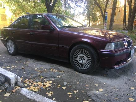 BMW 320 1994 года за 1 450 000 тг. в Усть-Каменогорск – фото 7