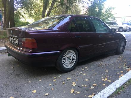 BMW 320 1994 года за 1 450 000 тг. в Усть-Каменогорск – фото 8