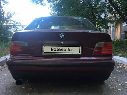 BMW 320 1994 года за 1 450 000 тг. в Усть-Каменогорск – фото 9