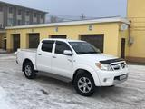 Toyota Hilux 2007 года за 4 500 000 тг. в Атырау – фото 2