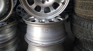 Диски легкосплавные BMW, R15 (5*120, ЕТ 47, ЦО 72, 5) за 60 000 тг. в Караганда