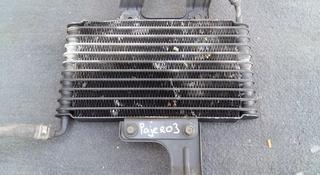 Радиатор масляный Мицубиси Паджеро Mitsubishi Pajero 3 MR453638 за 15 000 тг. в Семей