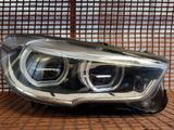Фара правая BMW f07 GT LED светодиодная за 280 000 тг. в Нур-Султан (Астана)
