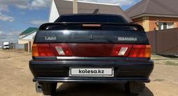 ВАЗ (Lada) 2115 (седан) 2007 года за 850 000 тг. в Уральск – фото 3