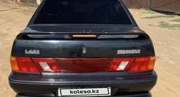 ВАЗ (Lada) 2115 (седан) 2007 года за 850 000 тг. в Уральск – фото 4